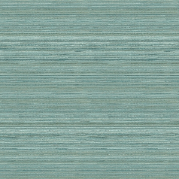 Picture of Skyler Teal Striped Wallpaper