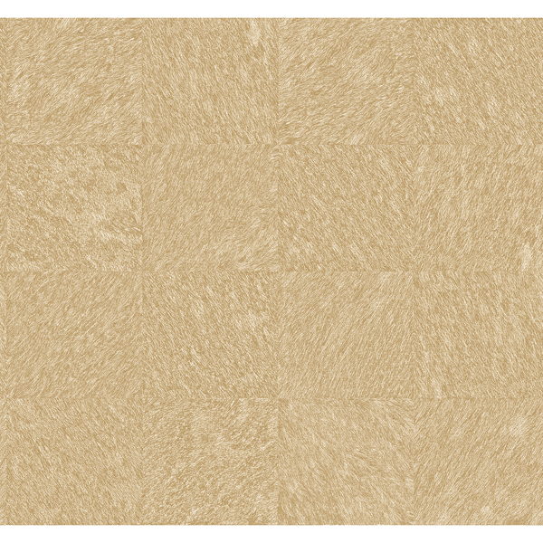 Picture of Flannery Light Brown Animal Hide Wallpaper