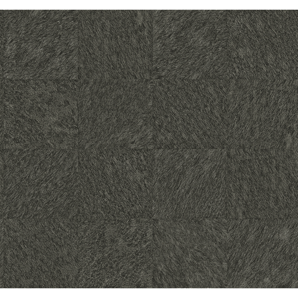 Picture of Flannery Espresso Animal Hide Wallpaper