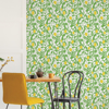 Picture of Green Meyer Peel and Stick Wallpaper