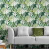 Picture of Green Adansonii Peel and Stick Wallpaper