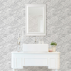 Picture of Grey Saybrook Peel and Stick Wallpaper