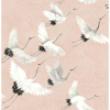Picture of Pink Halcyon Peel and Stick Wallpaper