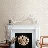 Picture of Cream Terrene Peel and Stick Wallpaper